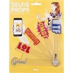Selfie props OMG