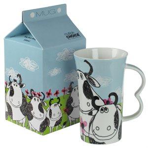 Big Ben Cow Mug