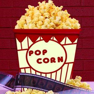 Boite popcorn Micro onde