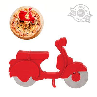Scooter Pizza Slicer