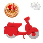 Scooter Pizza Slicer