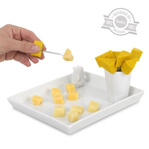 I Love Cheese Snack set