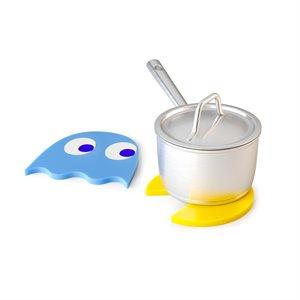 Pac-Man Trivet Set
