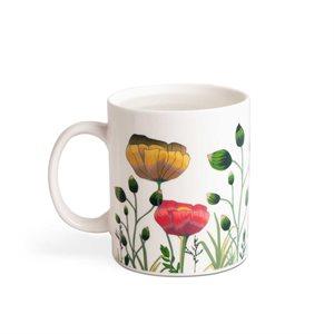 Bloom Heat Change Mug