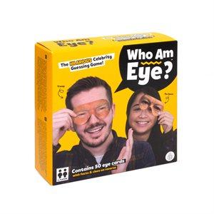 Jeux Who Am Eye(Anglais)
