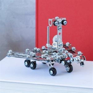 Nasa Build Your Own Mars Rover