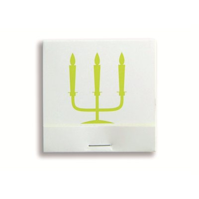 5 Minute Candle-Candelabra