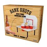 Bank Shot Drinking Game