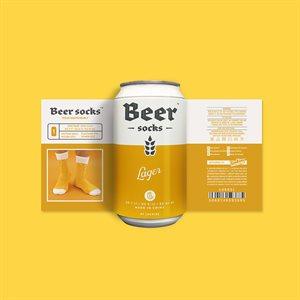 Beer Socks-Lager