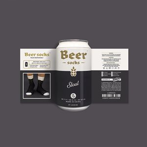Beer Socks-Stout