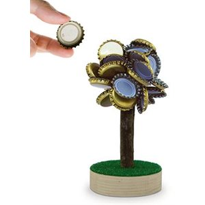 Magnetic Beer Tree