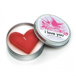 Candle to Go-I Love You