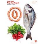 Mega Magnets-Slow Food