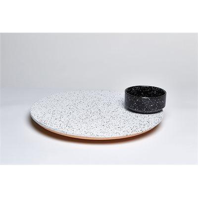 Eclipse Rotating Platter