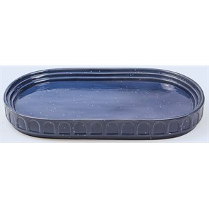 Hestia Platter Blue