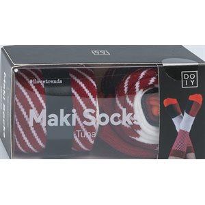 Maki Socks Tuna