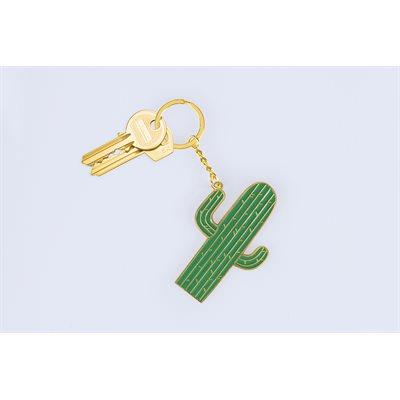 Oversized Cactus keychain