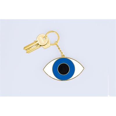 Oversized Eye keychain