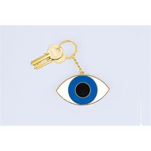Oversized Eye keychain