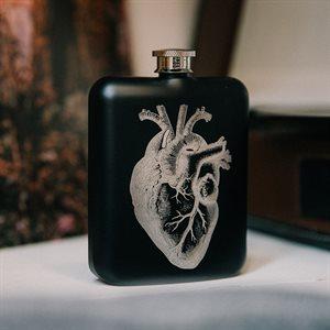 For Medicinal Purposes Flask & Funnel Set