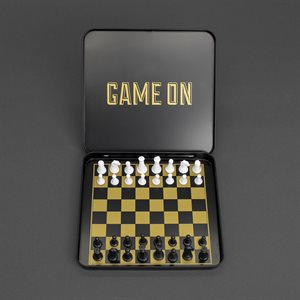 Iron and Glory Game On Travel Chess