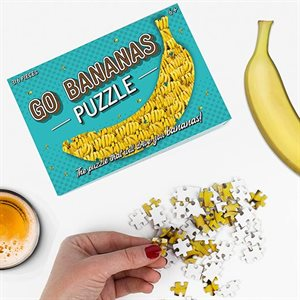 Go Bananas Puzzle