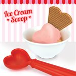 Heart Ice Cream Scoop