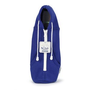 Hoodie Wine Bag (BLUE)