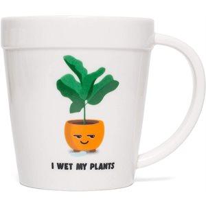 Tasse I Wet My Plants
