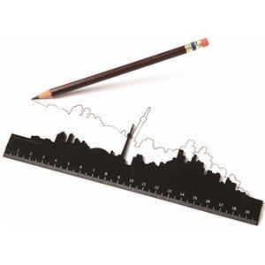 Skyline Ruler-Toronto