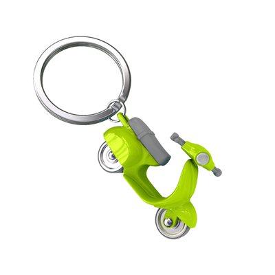 Porte-clés- SCOOTER Vert