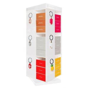 Metalmorphose Keychain Small Display Package(48)