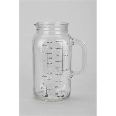 Mason Measuring Jar