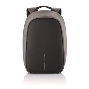 Bobby Hero Small Anti-theft backpack-Grey