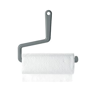 Rollo Paper Towel Hanger-Grey