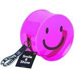 Smile and Shine Neon Pink