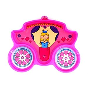 Me Time Princess Plate