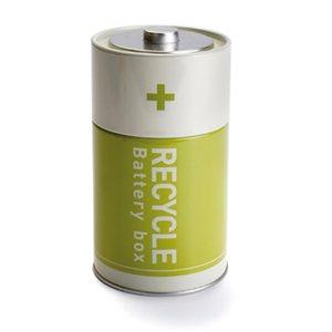 Battery Box-Green