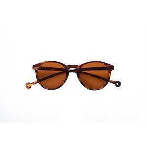 Isla Sunglasses-Amber Tortoise