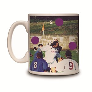 Spot the Ball Mug-Soccer