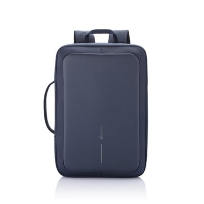 Bobby Bizz anti-theft backpack & briefcase-Blue