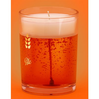 Beer Candle-Ale