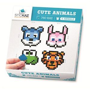 Stickaz Box-Cute Animals