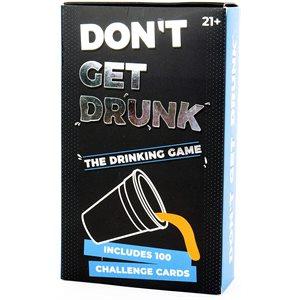Jeux Don't Get Drunk(Anglais)