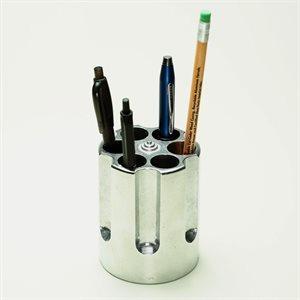 Gun Cylinder Pen Holder