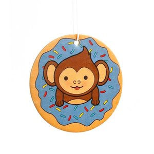 Air Freshener-Monkey Doughnuts