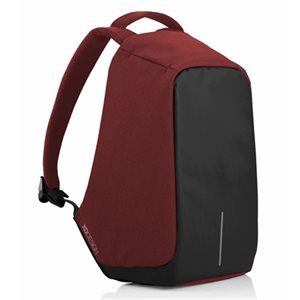 Bobby anti-theft backpack-Red