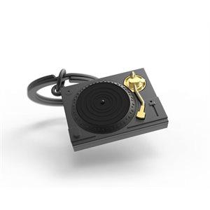 Keychain-Turntable