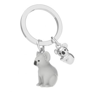 Keychain-Koala and Baby
