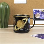 Astronomia Enamel Mug